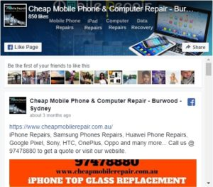 Why choose Cheap Mobile Repair