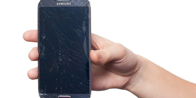 Cracked Screen on Samsung Phones; Repair and Cost